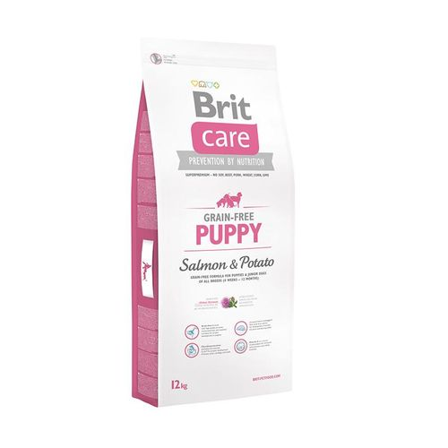 Brit Care Puppy Salmon & Potato для щенков