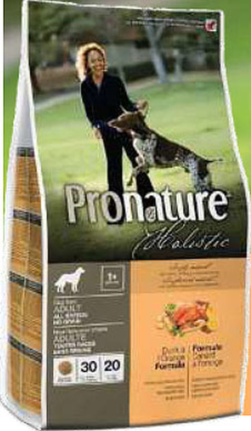 Сухой корм Pronature Holistic Adult All Breeds No Grain