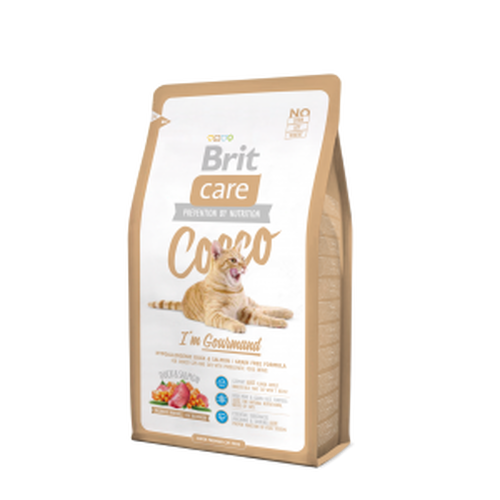 Care Cat Cocco Gourmand